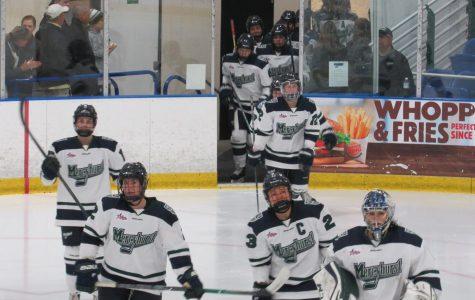 Women's ice hockey splits