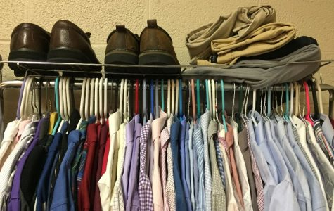 Dress for success with MU's Professional Clothing Closet