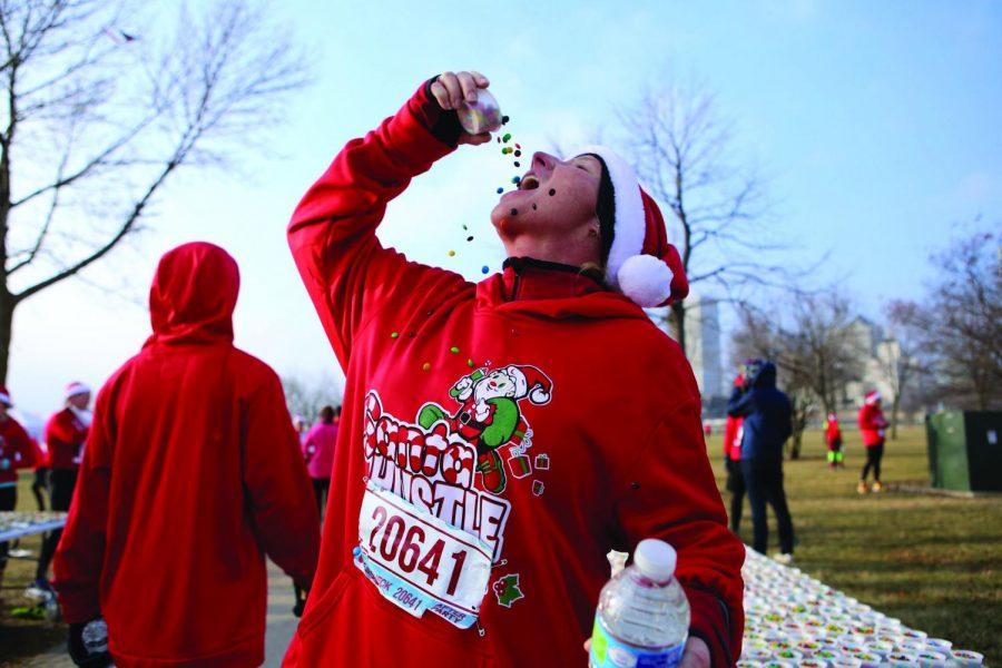 Santas to swarm Erie