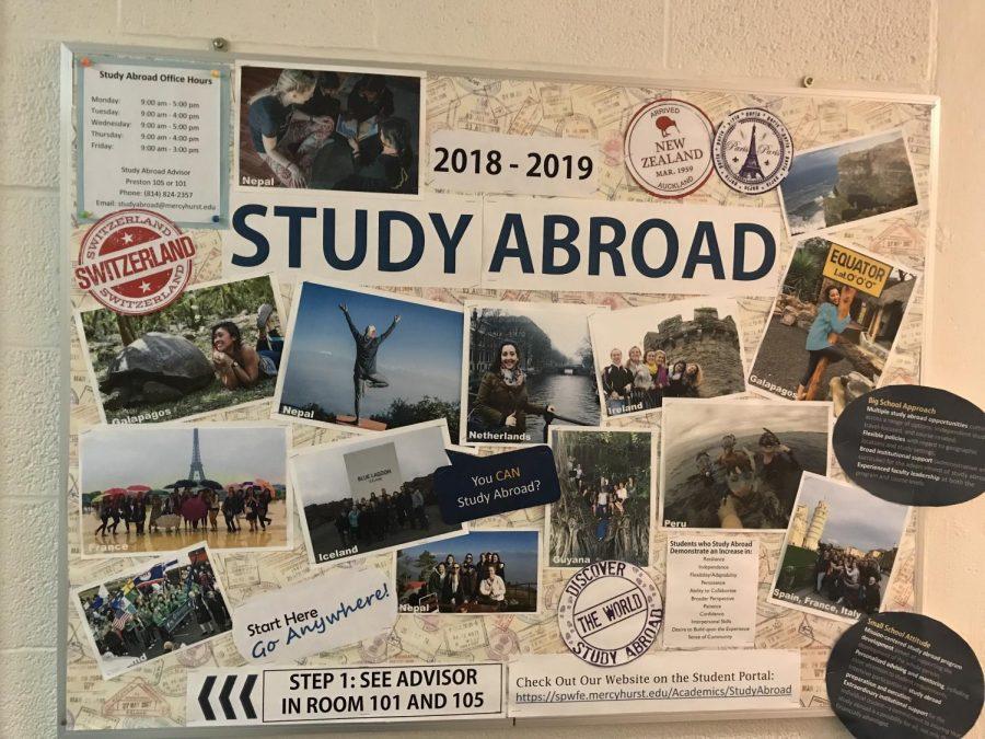 MU promotes studying abroad