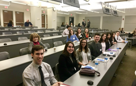 Marketing attends 2019 AMA conference at Pitt