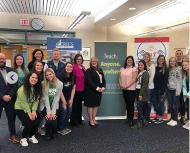 Education partners with Diehl Elementary