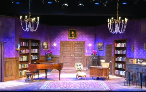 Murder comes to Taylor Little Theatre