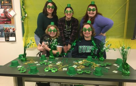 Lakers celebrate the luck of the Irish