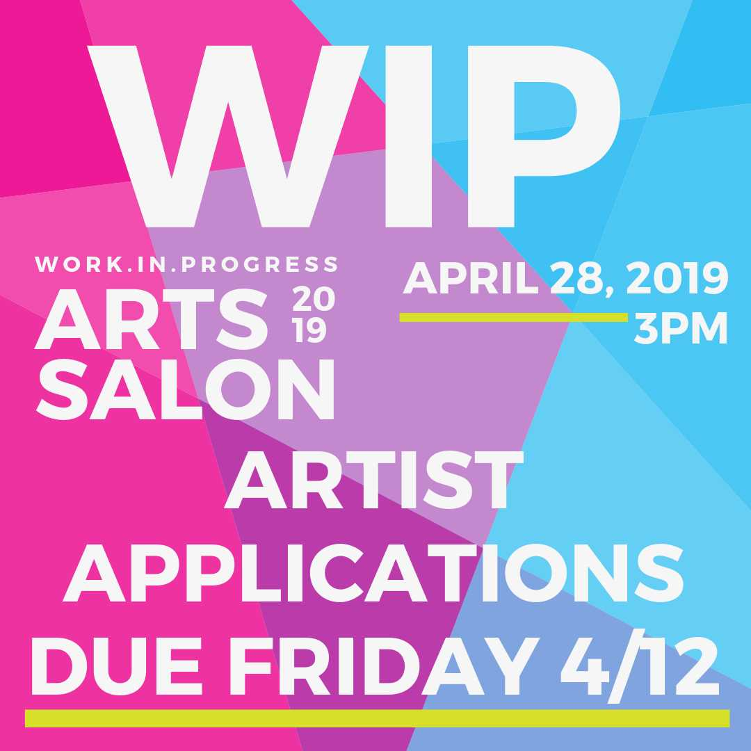 Artists needed for salon