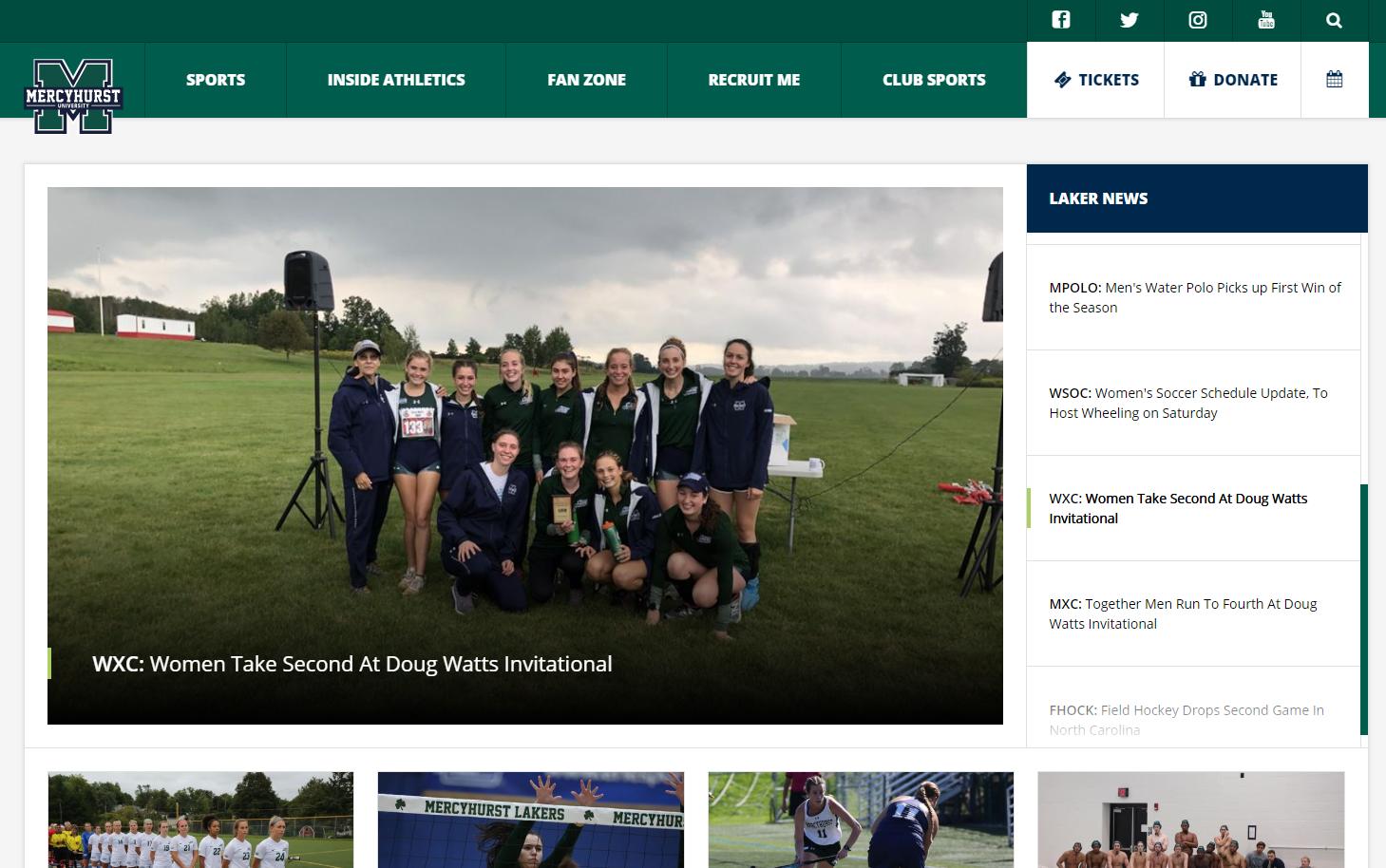 Athletes, students pleased with  updates to Hurst Athletics webpage