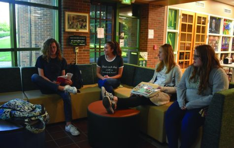 Poetry 'lands' at student union
