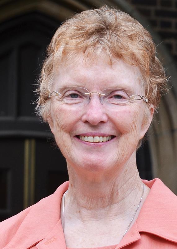 Hurst recognizes Sister Lisa Mary's hardwork