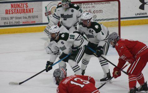 Men's hockey falls to OSU