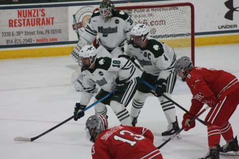 Pair of victories for Women's ice hockey