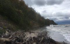 Bluff erosion model helps restore Lake Erie shoreline