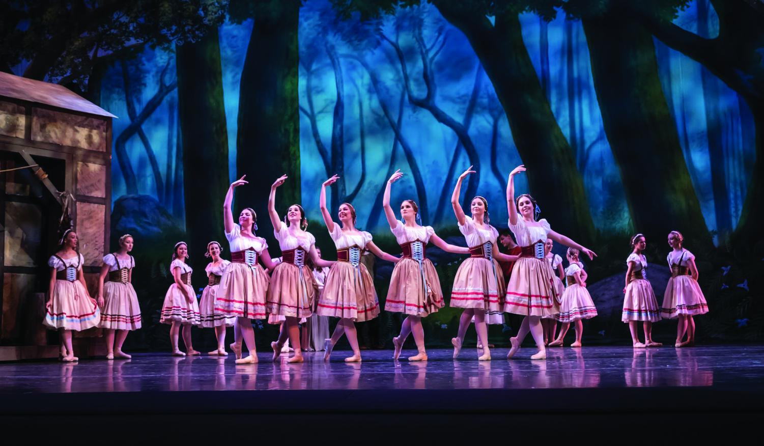 'Giselle' ballet gave audience the 'wilis'