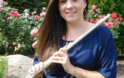 Flute prof publishes book