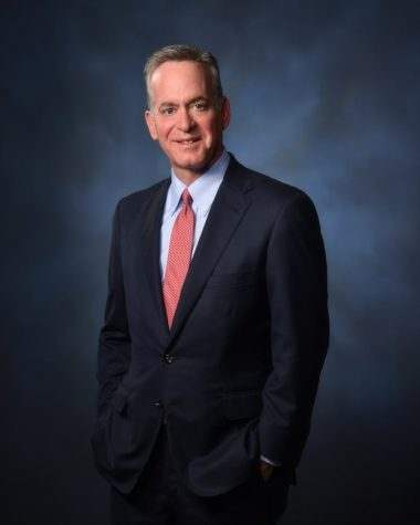President Michael T. Victor served as president for the last six years.