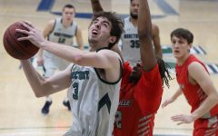 Men's basketball win two against D'Youville