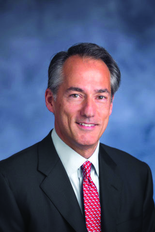 Joseph NeCastro was recently voted as interim president of Mercyhurst University while the searc