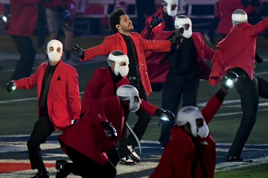 The Weeknd rocks the Super Bowl