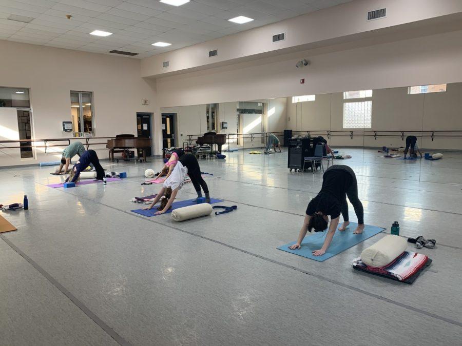 RSCO Feature: MU Yoga Club