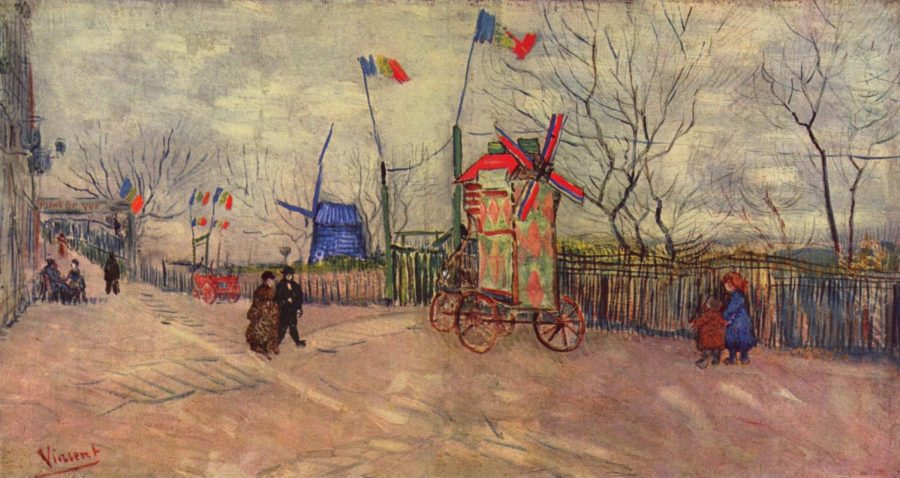 Unseen Vincent van Gogh painting resurfaces