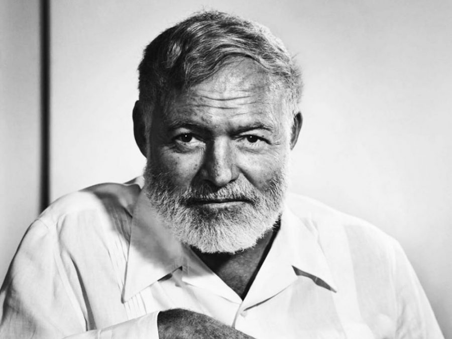 Mercyhurst+English+Department+announces+Hemingway-inspired+writing+competition