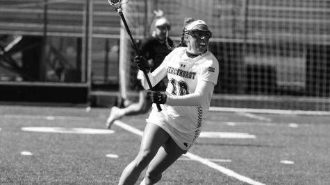 Women's lacrosse defeats Gannon