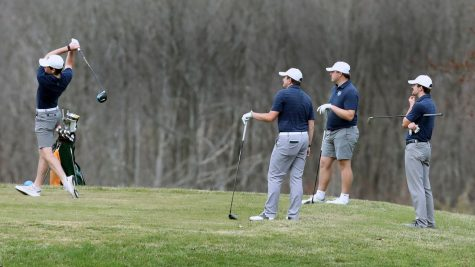 Golf takes second overall in PSAC championship