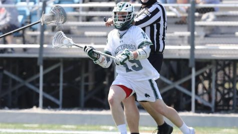 Men's lax defeats Alderson Broaddus