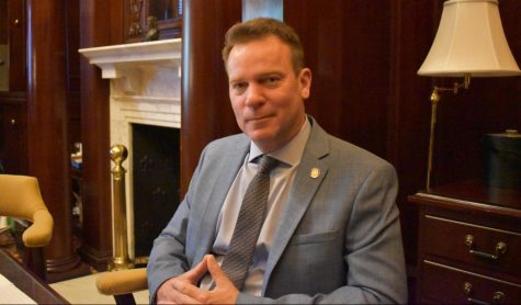 According to an interview with Erie News Now, PA State Senator for Pennsylvania's 49th District, Dan  Laughlin, is considered running in the 2022 Republican gubernatorial primarily.