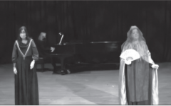 "Sull'Aria from ""Le nozze di Figaro,"" performed by Abigail Wise and Bethany Hancock."