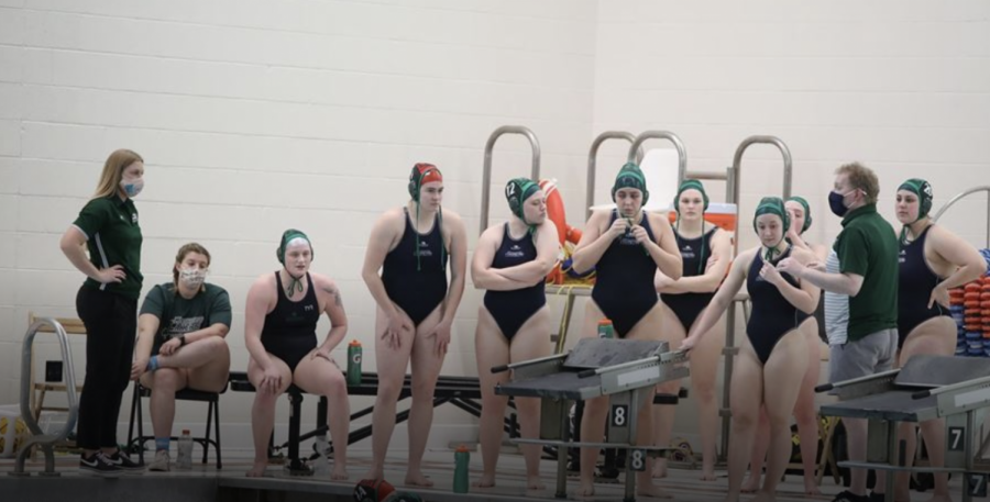 Women's water polo compete in WWPA championship