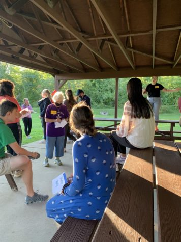 Campus Ministry hosts Fall Getaway