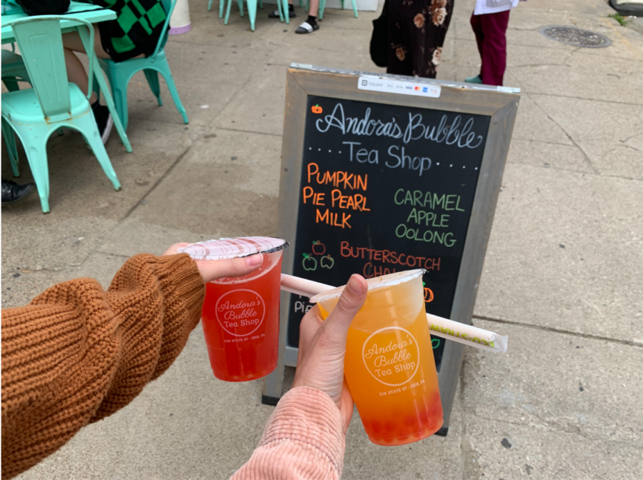 The 814: Andoras Bubble Tea has something for everyone