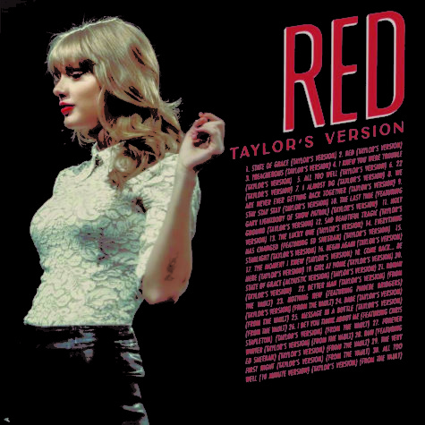 Hurst Hot Takes: Red (Taylor's Version) brings back favorites