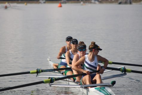 Lightweight rowing heads to Findley Lake