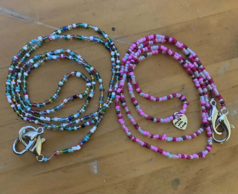 Laker+Side+Hustles%3A+Masks+Chains+by+Genevieve+Rose+B.