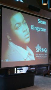 Joseph Pudlick photo: Sean Kingston will perform at Spring Fest 2012 on Friday, May 4.