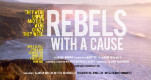 """Rebels with a Cause"" will be playing at Taylor Little Theatre.: rebelsdocumentary.org photo"