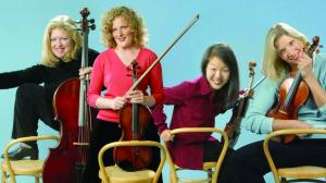 pac.mercyhurst.edu: The Cavani String Quartet will perform on Friday, Jan. 21 at 7:30 p.m. in the PAC.