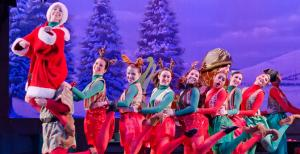 miac.mercyhurst.edu photo: Dance students will be performing 'Tis The Season with Santa's Toy Shop on Dec. 6 and Dec. 7 in the Mary D'Angelo Performing Arts Center.