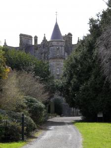 The Blarney House, on the grounds of the Blarney Stone Castle.