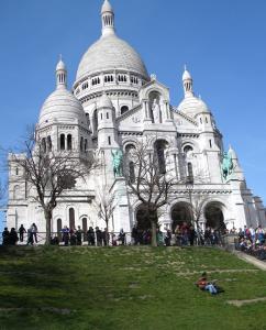 Sacré-Coeur Basilica (Cathedral).