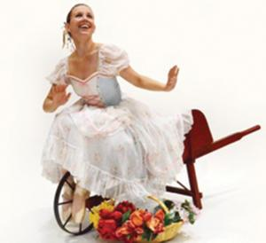 pac.mercyhurst.edu photo: La Fille Mal Gardée is opening this weekend in the Mary D'Angelo Performing Arts Center.