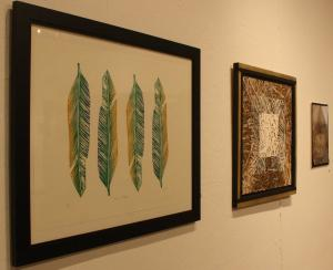 48 pieces from Pennsylvania art educators are now on display.: Ashley Favata photo