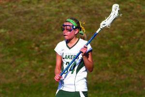 Ethan Magoc photo: Junior Ally Keirn helps lead the women's lacrosse team to great 7-2 start.