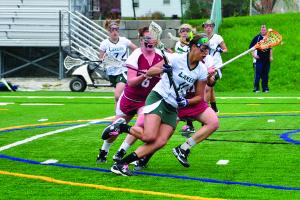 The Mercyhurst College men's and women's lacrosse teams look to redeem themselves after each suffered late-season losses.