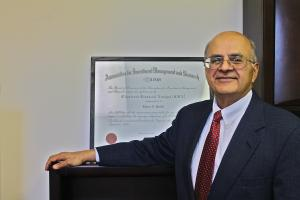 Salina Bowe photo: Dr. Rajeev Parikh is the newly appointed Dean of the Walker School of Business and Communication.
