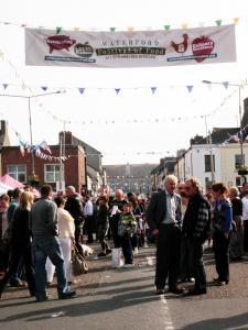 Waterfod Festival of Food.