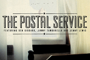 spin.com: The Postal Service celebrates their tenth year anniversary of creating interesting music selections.