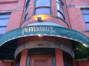 Fill your belly at Pufferbelly
