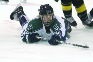 Women's hockey: Mercyhurst women's hockey team fell short of a third straight trip to the Frozen Four after a 4-2 loss to Boston University